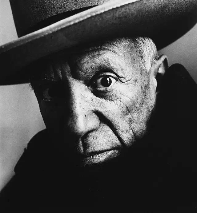 Irving Penn人物肖像摄影作品欣赏-25
